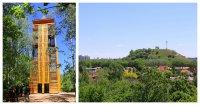 Újra élvezhetjük a kecskeméti panorámát az Arborétumban: átadták a kilátót