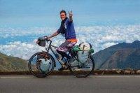 Egy biciklis világjáró Kecskeméten: Illés Adorjántól inspirálódhatunk hétfőn, az Eyva Házban