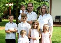 Énidő, nyugodtság és 7 gyerek nem összeférhetetlen fogalmak