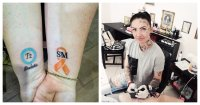 Életmentő tetoválások készülnek Kecskeméten